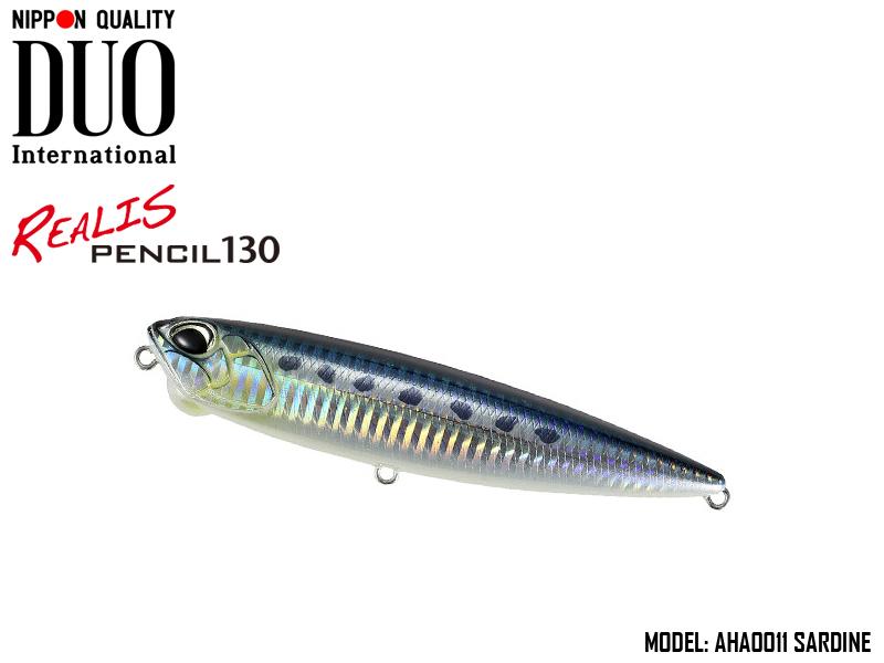 Duo Realis Amorce à Secousse 130SP ACC3008 Neo Perle Suspension 130mm//22gr
