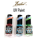 Feather UV Paints