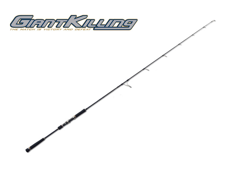 MajorCraft Giant Killing Basic Jigging Series GKJ-S56/6 (Length: 1.70mt, Lure: 120-200gr)