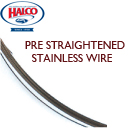 Halco Pre Straightened Stainless Wire