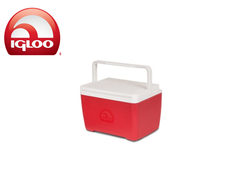 Igloo Cooler Island Breeze 9 (Red, 8 liters)
