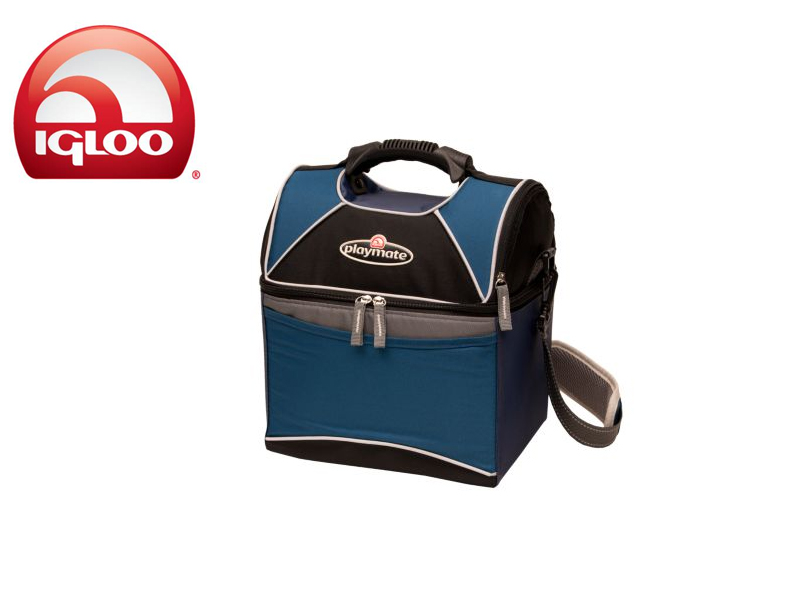 Igloo Cooler Playmate Gripper 9 (Blue/Navy, 9 Cans/6 Liters)