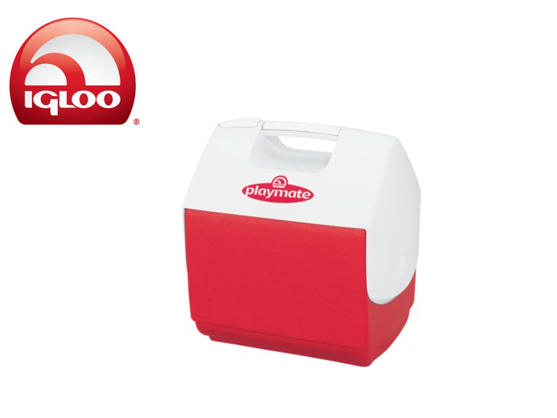 Igloo Cooler Playmate Pal (Red, 6 Liters)