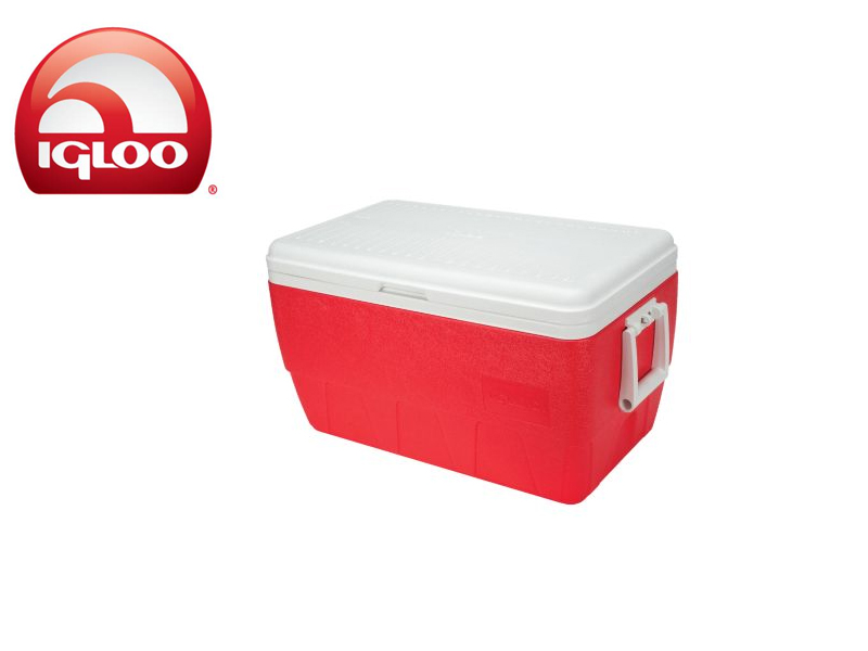 Igloo Family 52 (Red, 49 Liters)