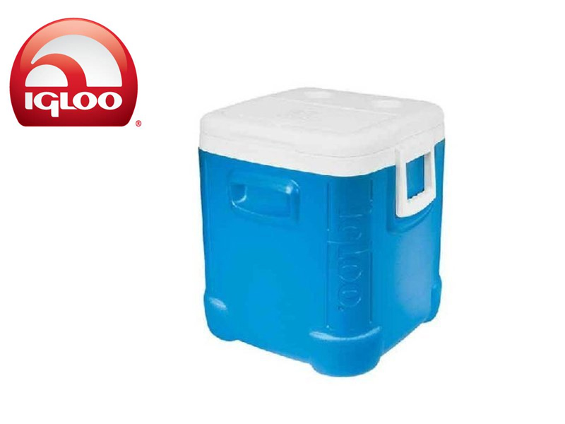 Igloo Cooler Ice Cube 48 (Blue, 45 Liters)