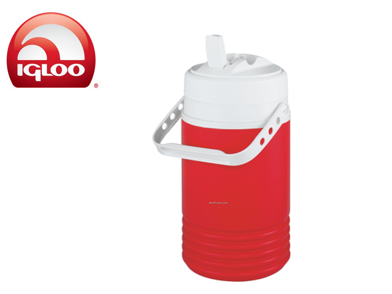 Igloo Legend Coolers (1 Gallon, Color: Red)