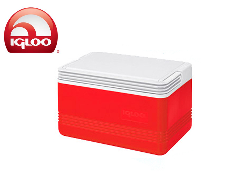 Igloo Cooler Legend 12 (Red, 9 Liters)