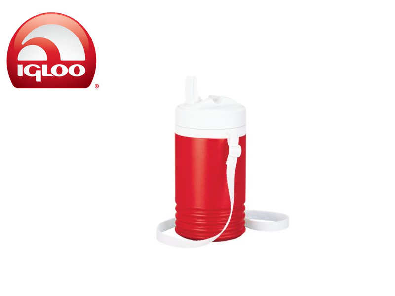 Igloo Legend Coolers (1 Quarter, Color: Red)