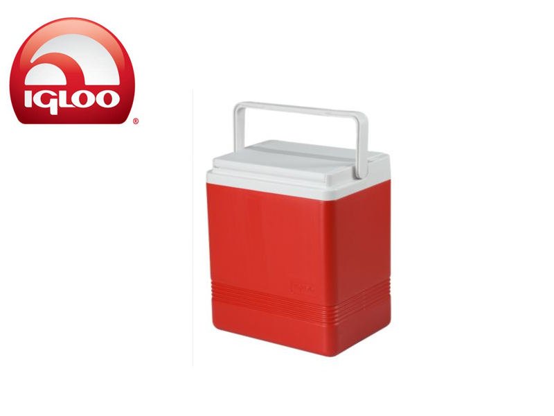 Igloo Cooler Legend 24 (Red, 16 Liters)
