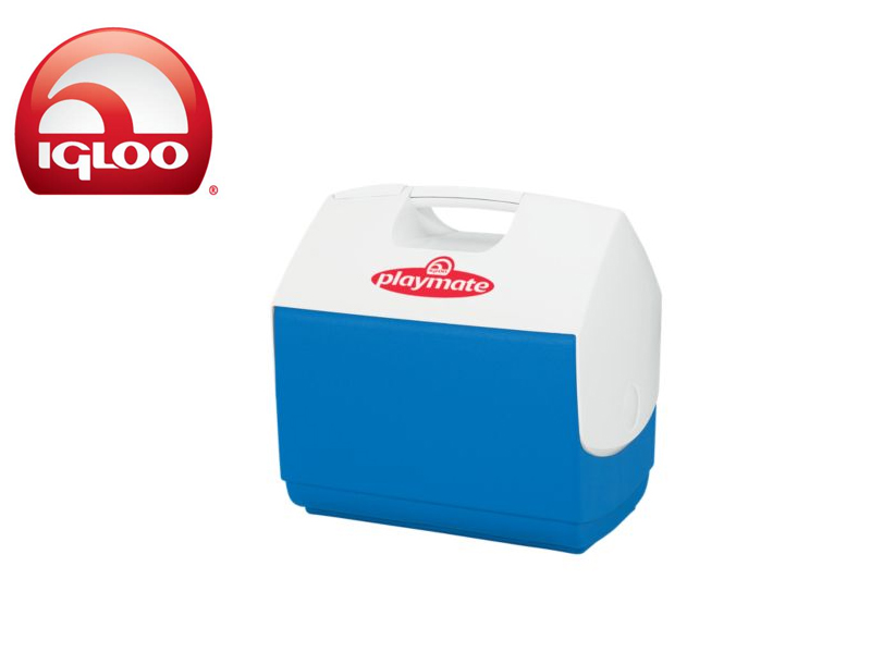 Igloo Cooler Playmate Elite (Blue, 15 Liters)