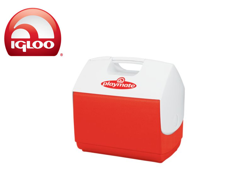 Igloo Cooler Playmate Elite (Red, 15 Liters)