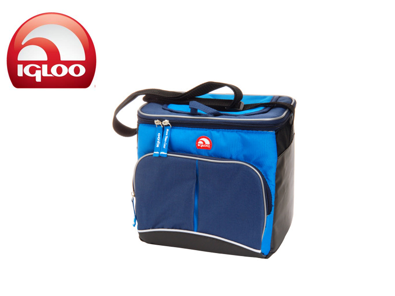 Igloo Cooler Vertical HLC 9 (Blue/Navy, 9 Cans/6 Liters)