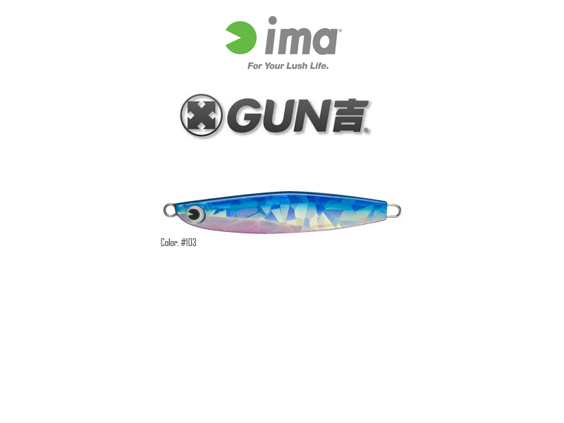 Ima Gunkichi 20 (Length:73mm, Weight:20gr, Color:103)