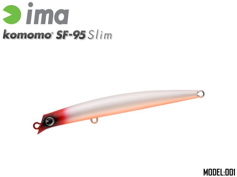 IMA Komomo SF-95 Slim (Length: 95mm, Weight: 6gr, Color:001)
