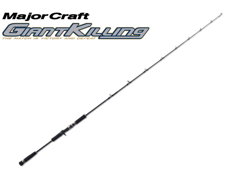 MajorCraft Giant Killing Basic Jigging Series GKJ-B54/6 (Length: 1.62mt, Lure: 120-200gr)