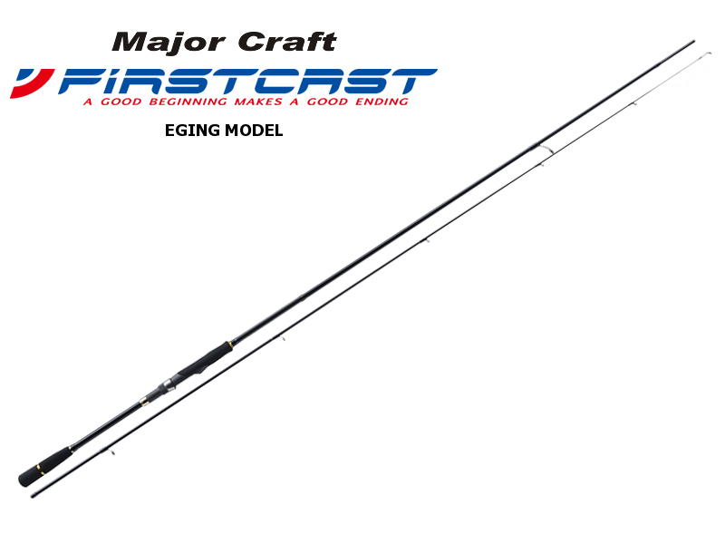 Major Craft First Cast Eging Model FCS-862E (Length: 2.62mt, Egi: 2.5-3.5)
