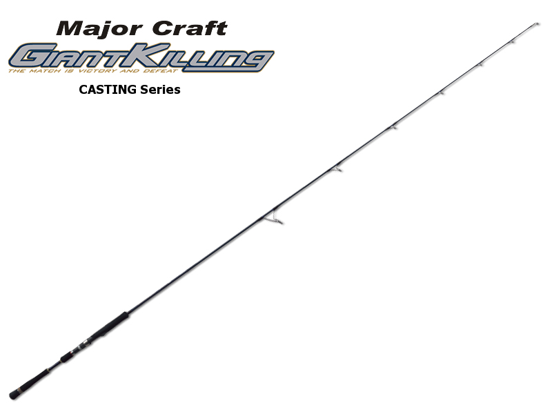 MajorCraft Giant Killing Casting Series GKC-73ML (Length: 2.23mt, Lure:15-60gr)