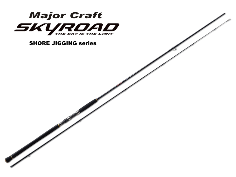 MajorCraft Skyroad Shore Jigging Series SKR-1002MH (Length: 3.05mt, Lure: 40-80gr)