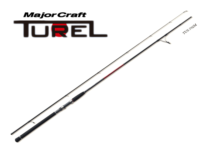 MajorCraft Turel Basic TUS-862H (Length: 2.63mt, Lure: 10-50g)
