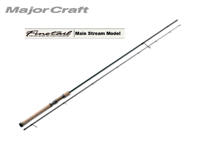 MajorCraft Finetail Main Stream FTS-782M (Length: 2.40mt, Lure: 4-15g)