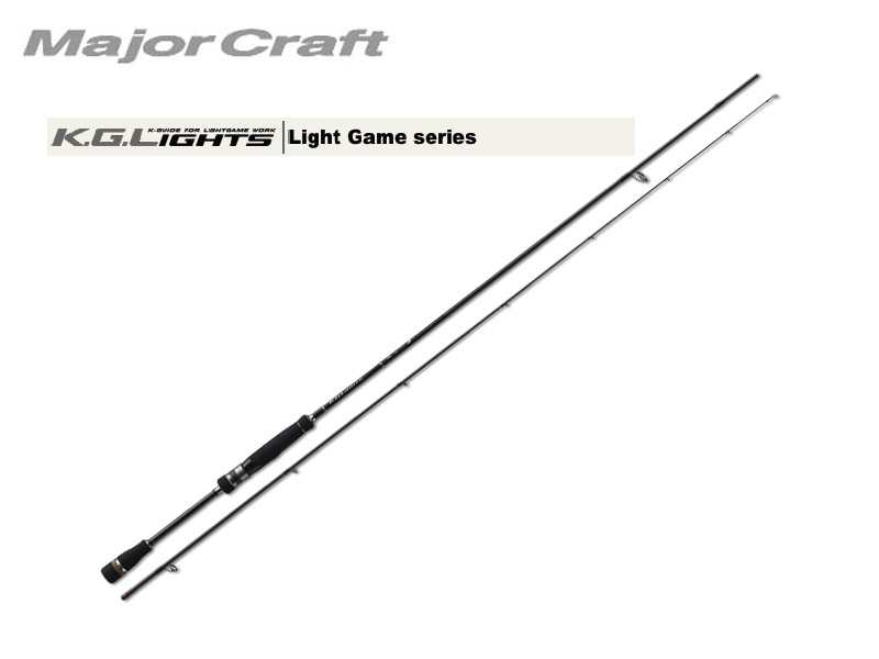 MajorCraft K.G.Lights Light Game KGL-782LG (Length: 2.38mt, Lure:2-10g)