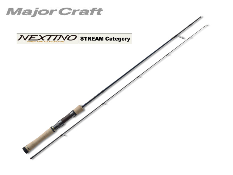 MajorCraft Nextino Main Stream NTS-782M (Length: 2.38mt, Lure: 4-15g)