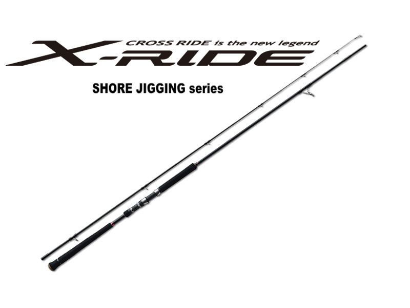 Majorcraft X-Ride XRS-962MH (2.93mt, 20-60gr)