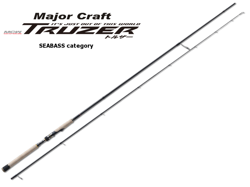 Major Craft Truzer Ajing Category TZS-S742AJI (Length: 2.26mt, Lure: 0.6-10gr)
