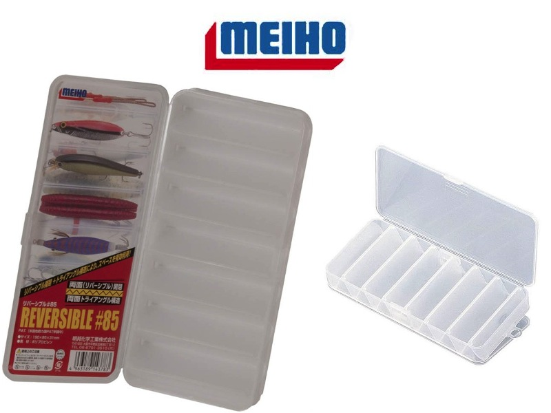 Meiho Reversible 85 (190mm x 85mm x 31mm)