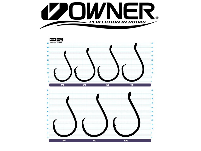 Owner 5178 SSW Circle Hook (#7/0, 5pcs)