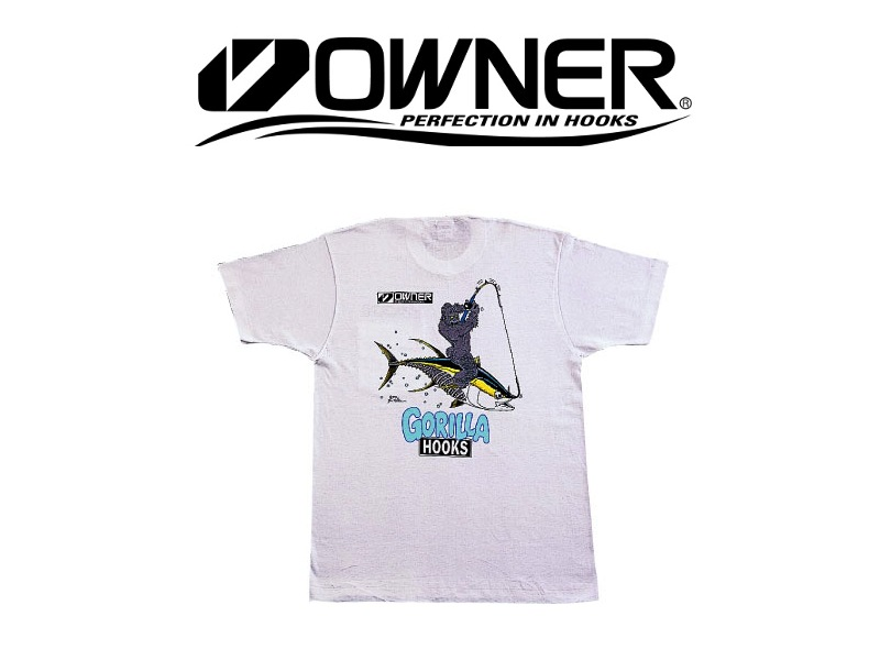 Owner 9793 Gorilla T-Shirt (Medium)