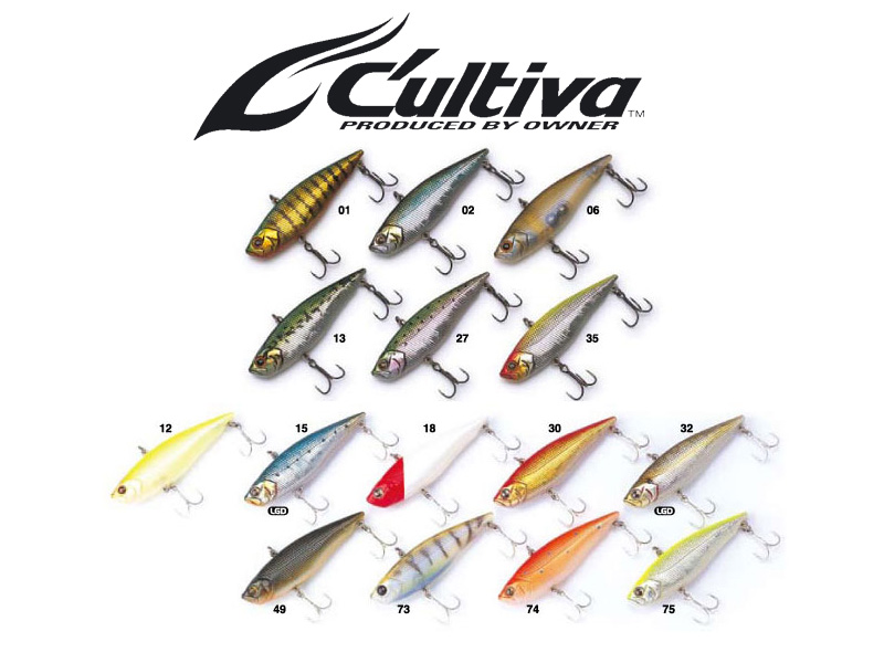 Cultiva Mira Vibe 83 (83mm, 19g, Colour:02)