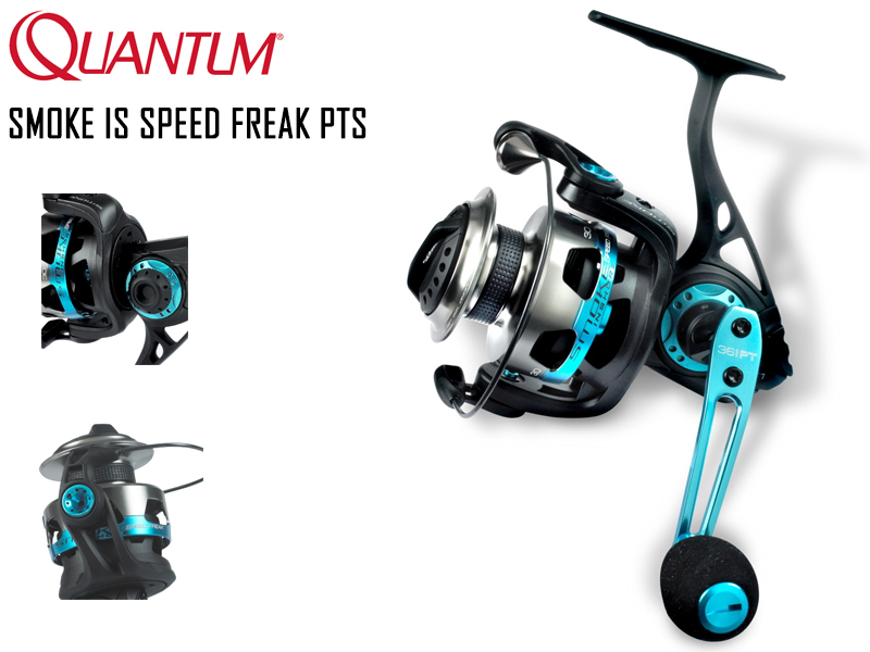 Quantum Smoke Is Speed Freak SL40XPTS