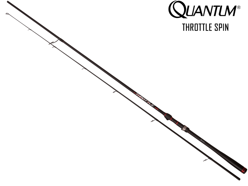 Quantum Throttle Spin (Length: 2.40mt, C.W: 12-44gr)