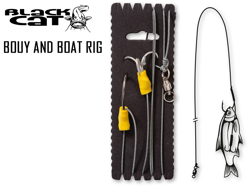 Rhino Bouy and boat Rig (Weight: 100gr, Size: 3/0)