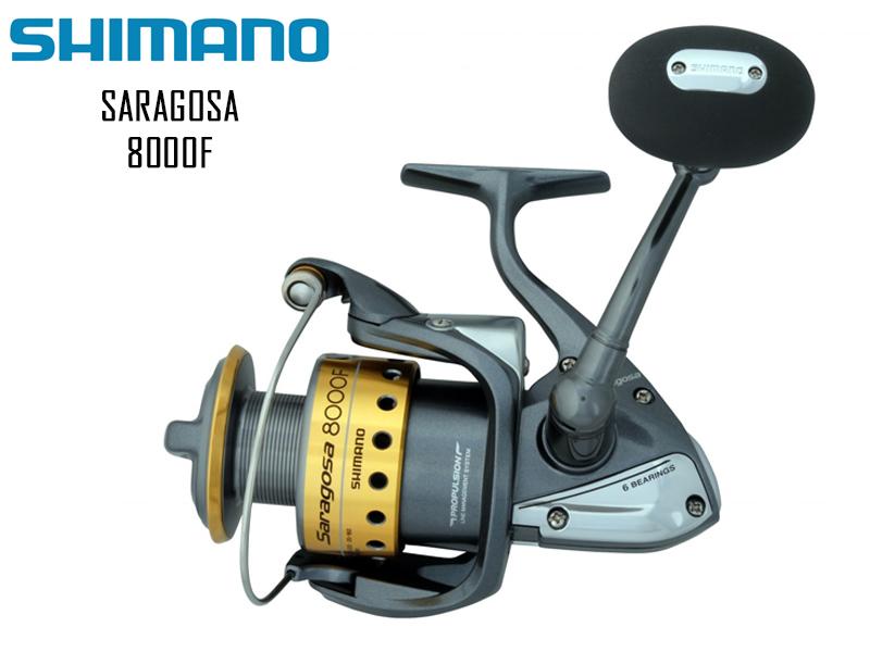 Shimano Saragosa 8000F [SHIMSRG-8000F] - €163 99
