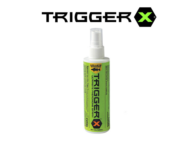 Trigger X Rejuvenator Spray Walleye Zander