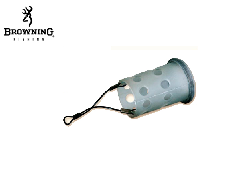 Browning weightedr Super Feeder (Weight 30gr, Size:5 x 3 cm, Pack: 1pcs)