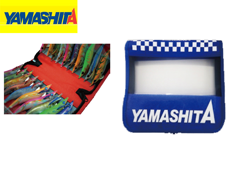 Yamashita Eging Stocker S (Size: 190 × 120mm, Color: Blue, Pack: 1pcs)