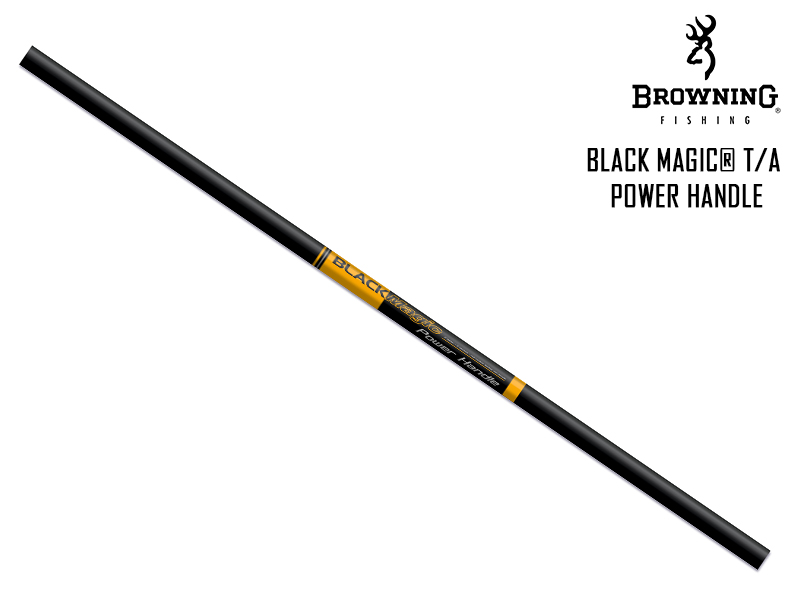 Browning Black Magic® T/A Power Handle ( Length: 4.40mt, Weight: 460gr, Tr-Length: 1.24mt)